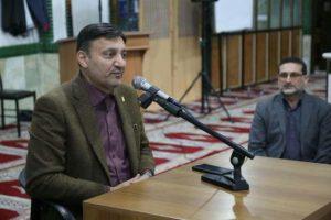دیدار شهردار رشت با مردم در حسینیه سپاه رشت