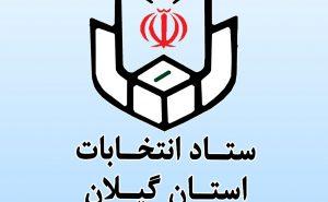 نام نویسی یک هزار و ۵۳ داوطلب انتخابات شوراهای اسلامی در گیلان